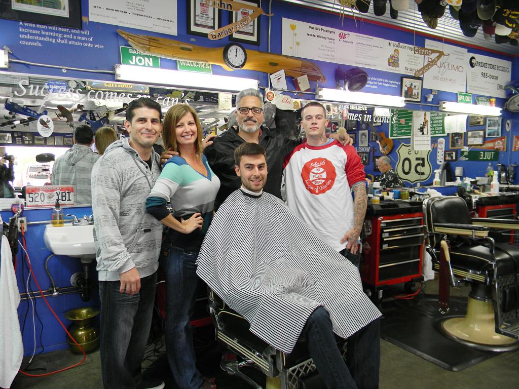 Best Barber Shop El Dorado Hills